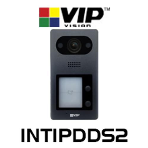 VIP Vision IP65 IK08 Front Door Flush Mount IP Video Intercom