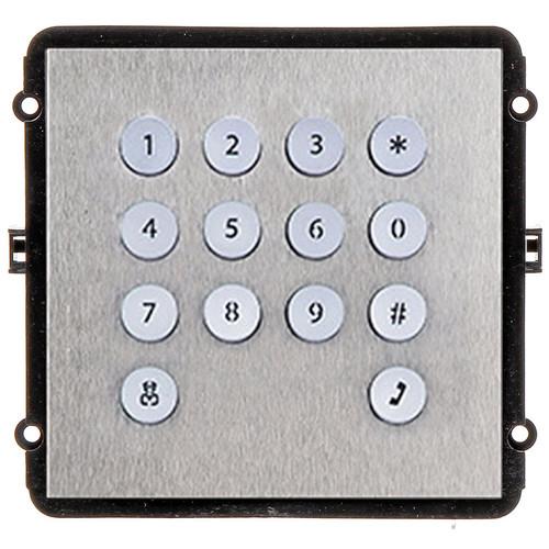 VIP Vision Keypad - Vandal Resistant IP Door Intercom Module