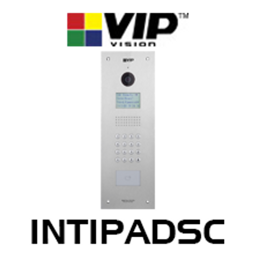 VIP Vision Apartment INTIPADSC Outdoor IP Video Intercom With NFC Reader