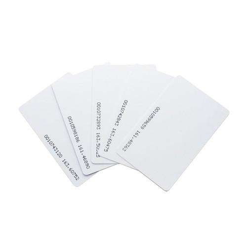 125kHz thin RFID Proximity Cards