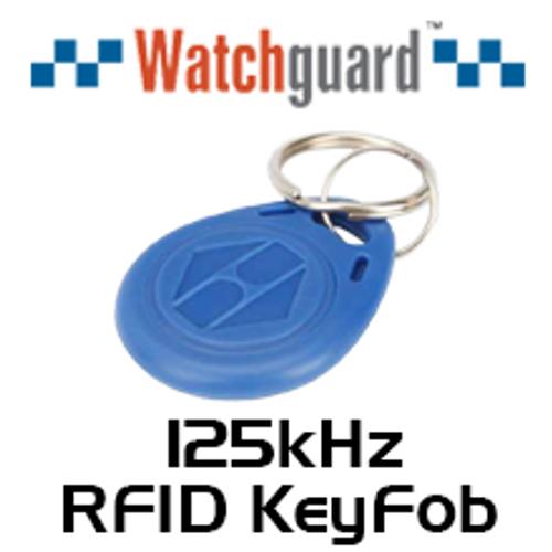 WatchGuard 125kHz RFID Proximity KeyFobs (10 pack)