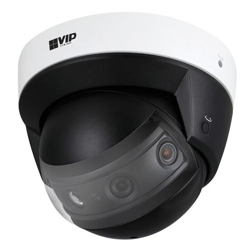 VIP Vision Panorama 8.0MP IP67 IK10 180° Panorama Dome IP Camera