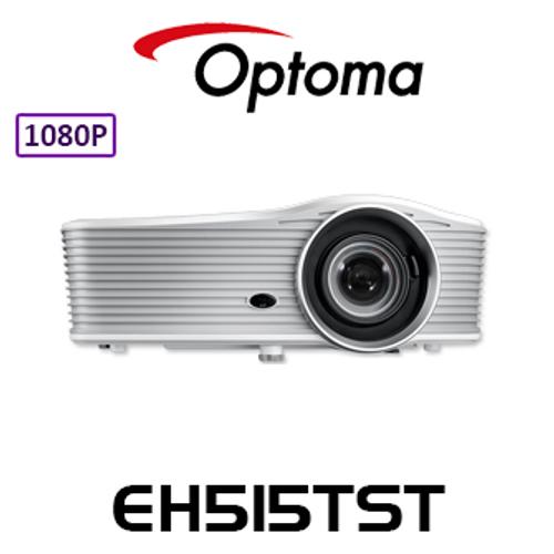 Optoma EH515TST Full HD 5000 Lumens HDBaseT Short Throw DLP Projector