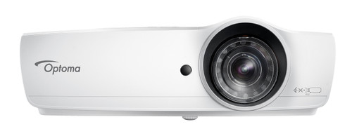 Optoma W460WL WXGA 4600 Lumens Business DLP Projector with WiFi Dongle