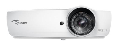 Optoma W460 WXGA 4600 Lumens Business DLP Projector