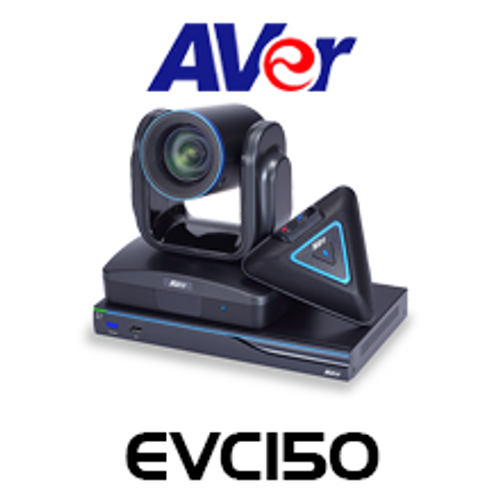 Aver EVC150 Professional 18x PTZ Point-To-Point Video Conferencing System