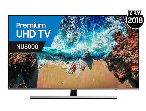 Samsung Premium Series 8 NU8000 4K UHD HDR10+ LED Smart TV