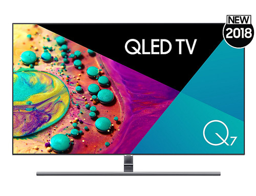 Samsung Series 7 Q7 4K UHD HDR10+ QLED Smart TV