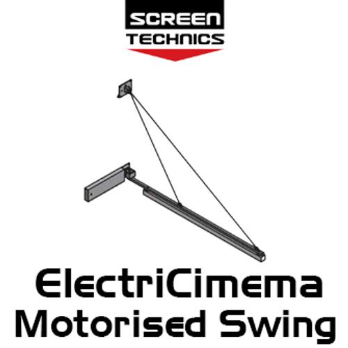 "ST ElectriCinema Motorised Swing Arm To Suit 72""-150"" Screens"