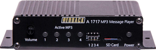 Redback 4 Way MP3, Tone Generator & Message Player