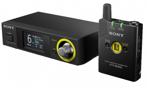 Sony DWZB70HL Digital Wireless Microphone System