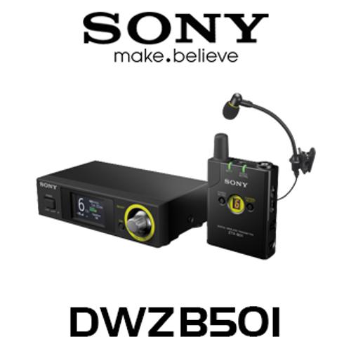 Sony DWZB50I Digital Wireless System with Gooseneck Microphone
