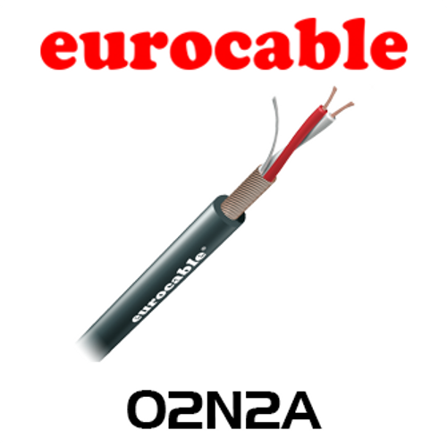 Eurocable 3.1mm Aluminium Shield Wiring Cable - 200m