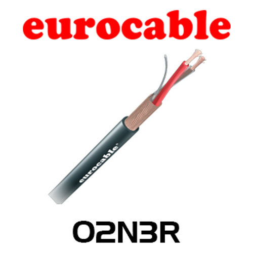 Eurocable 3.7mm Copper Shield Wiring Cable - 200m