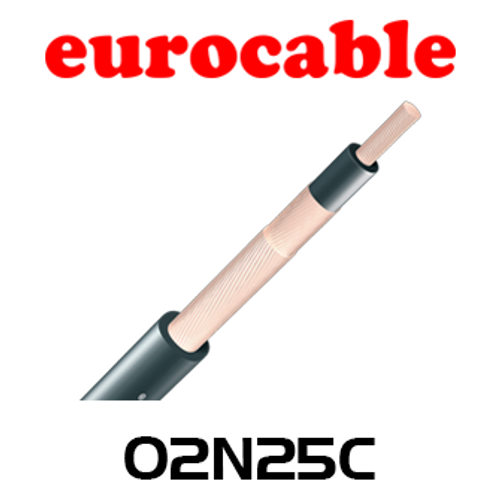 Eurocable 2.5mm² Coaxial Speaker Cable - 100m