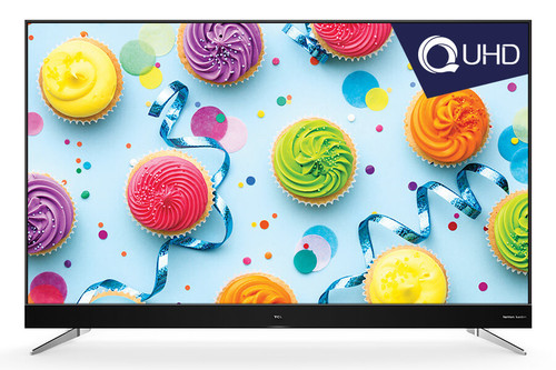 """TCL C4 Premium 4K HDR QUHD Android TV (70"""", 75"""")"""