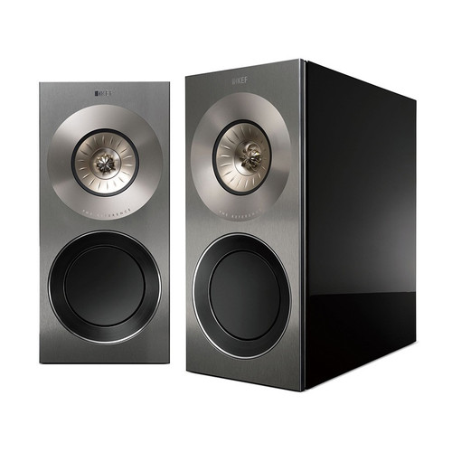 "KEF Reference 1 6.5"" 3-Way Uni-Q Bookshelf Speakers (Pair)"