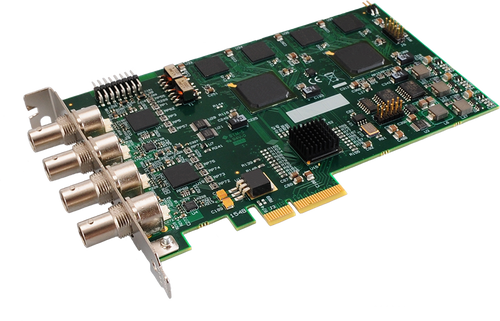 Datapath VisionSDI2 2-Channel 3G-SDI HD PCI Express Capture Card