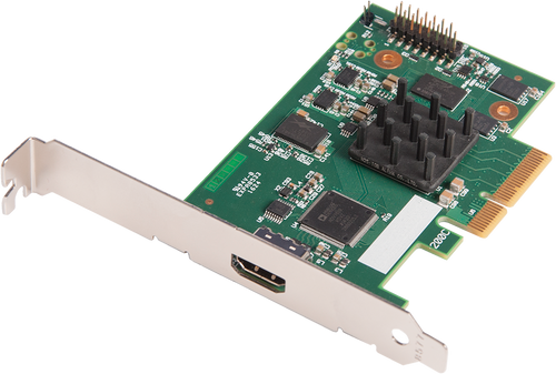Datapath VisionLC-HD 1 Channel HDMI PCI Express Capture Card