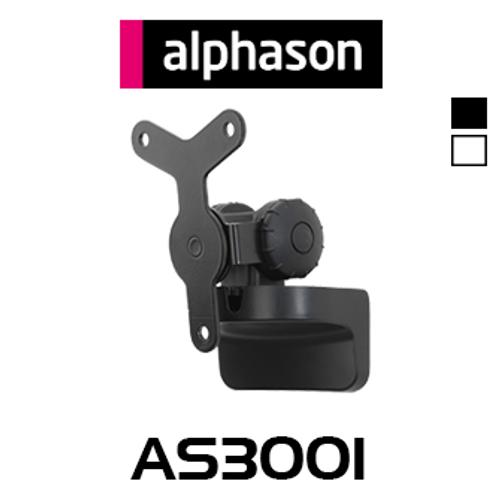 Alphason AS3001 Swivel & Tilt Wall Bracket For Sonos Play:3 (Each)
