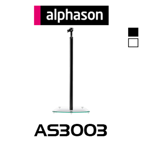 Alphason AS3003 Speaker Floor Stand For Sonos Play:3 (Each)