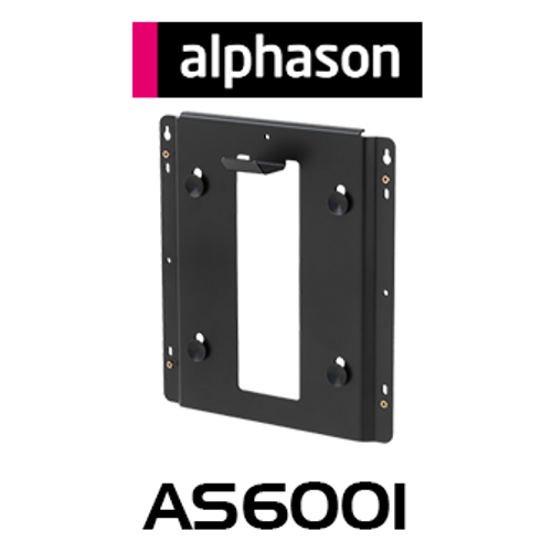 Alphason AS6001 Wall Bracket For Sonos SUB (Each)