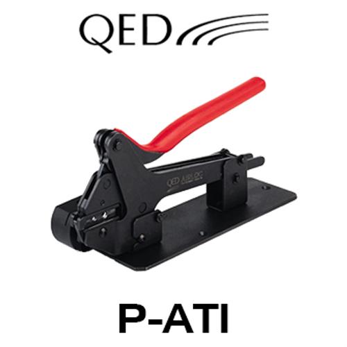 QED P-AT1 Bench Airloc Crimping Tool