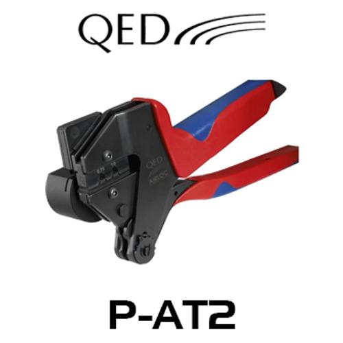 QED P-AT2 Hand Held Airloc Crimping Tool