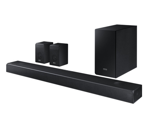 Samsung HW-N950 Harmon/Kardon Atmos & DTS:X Soundbar With Rear & Wireless Subwoofer