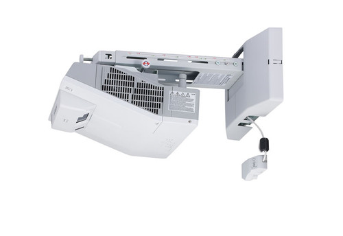 Hitachi CPTW3506WN WXGA Interactive Ultra Short Throw Projector (Wall Mount Optional)