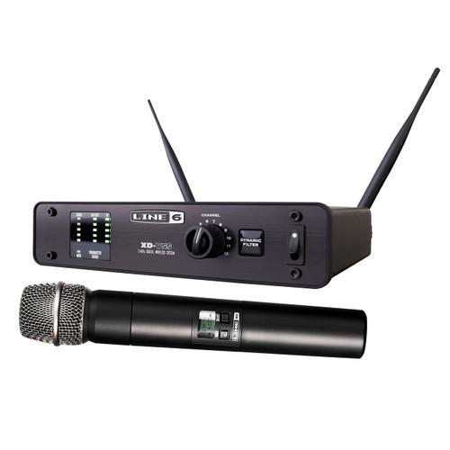 Line 6 XD-V55 12-Channel 2.4GHz Digital Handheld / Lavalier Wireless System