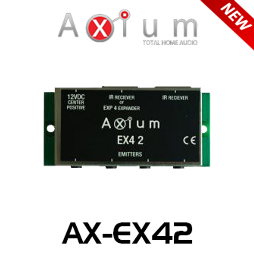 Axium AX-EX42 4 Port Infrared Connecting Block
