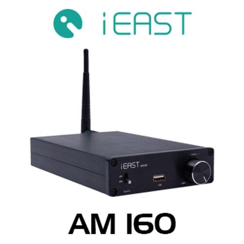 iEast StreamAmp AM160 80W Wireless Multi-Room Stereo Amplifier