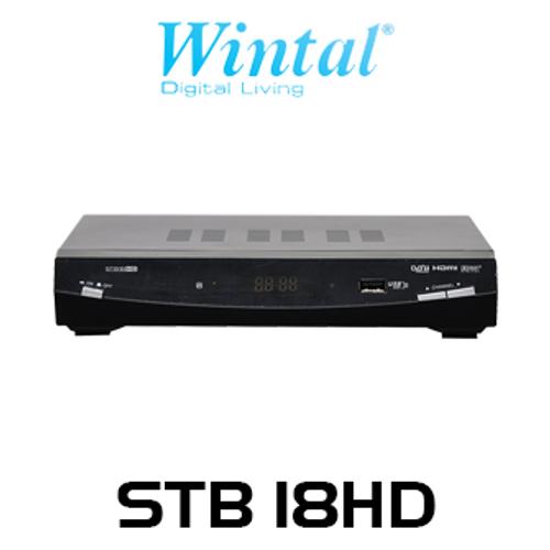 Wintal 1080P Digital High Definition DVB-T Set Top Box