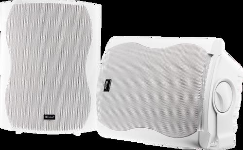 """Wintal Class 6A 6.5"""" Indoor/Outdoor Active Speakers (Pair)"""