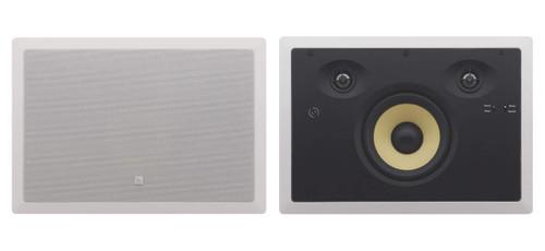 """Kramer Yarden 6-ID 6.5"""" Kevlar 70/100V In-Wall Rectangular Speakers (Each)"""