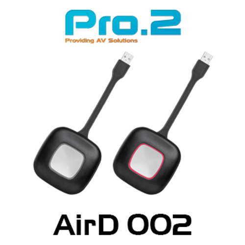 Pro.2 Wireless Presentation Dongle For AirLink002 (Pair)