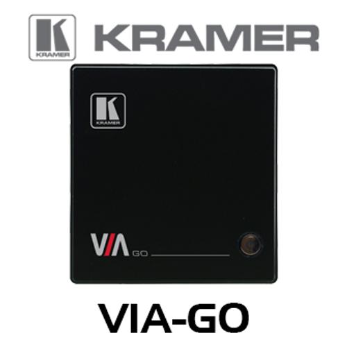 Kramer VIA Go 2-Simultaneous Wireless Presentation Collaboration Hub