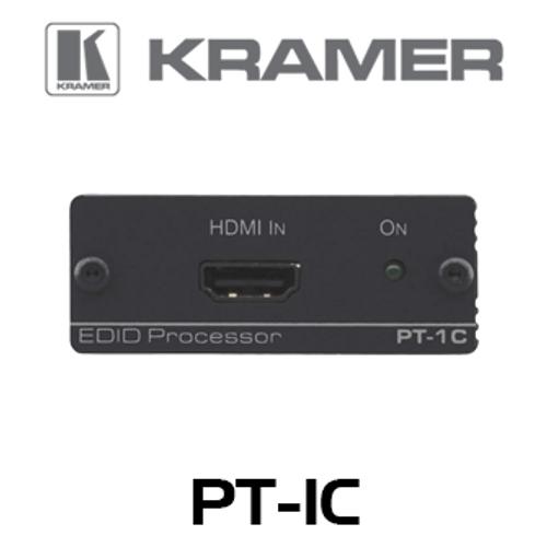 Kramer PT-1C 4K HDR HDMI EDID Processor