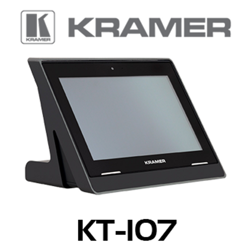 "Kramer KT-107 7"" Wall & Table Mount PoE Touch Panel"