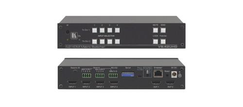 Kramer VS-42UHD 4x2 4K60 HDMI Automatic Matrix Switcher