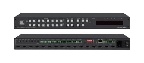 Kramer VS-88UHDA 8x8 4K60 HDMI Matrix Switcher with Audio Embedding/De–embedding