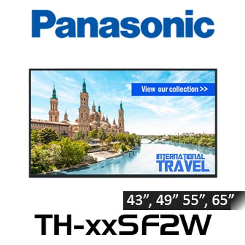 "Panasonic SF2 Full HD Digital Link Signage LED Display (43""-65"")"
