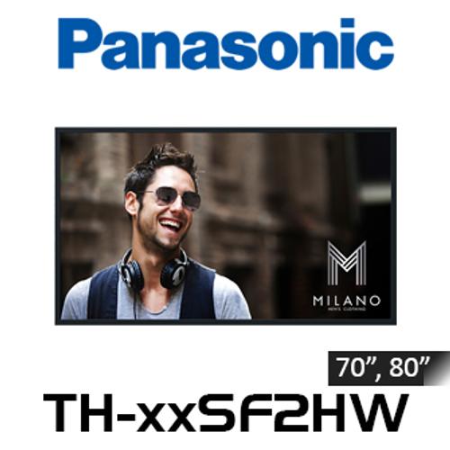 "Panasonic SF2H Full HD LinkRay Digital Link Signage LED Display (70"" & 80"")"
