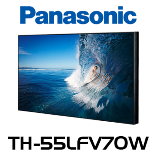 "Panasonic LFV70 55"" Full HD Digital Link Video Wall IPS LED Display"