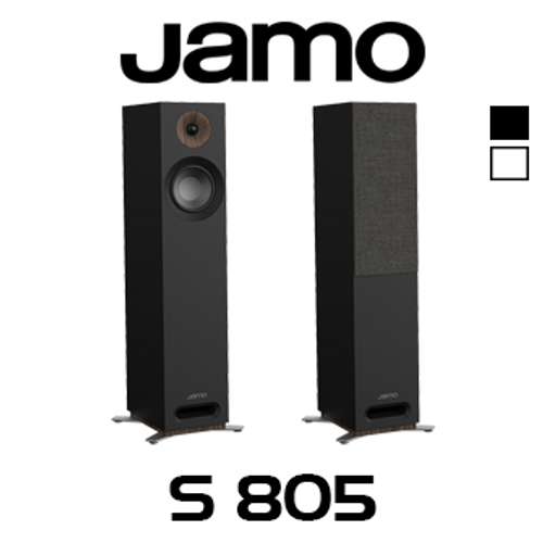 "Jamo S805 5"" Floorstanding Speakers (Pair)"