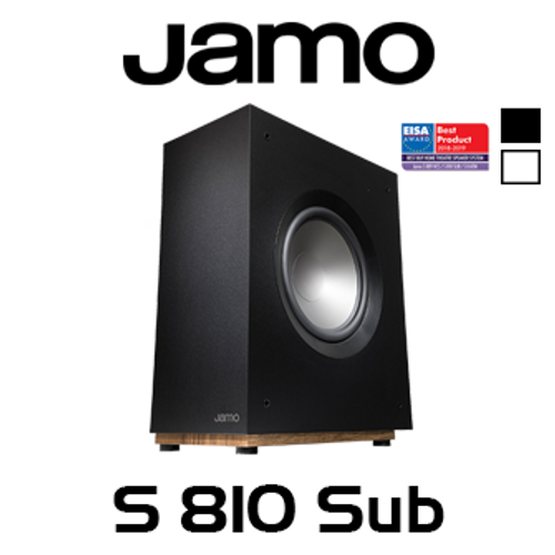 Jamo S810 SUB 10
