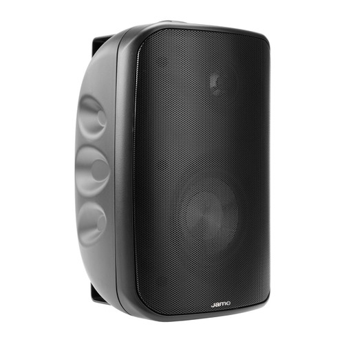 """Jamo I/O6 6.5"""" All-Weather Outdoor Speakers With Brackets (Pair)"""
