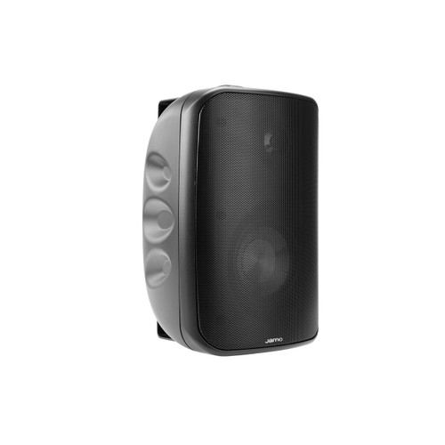 """Jamo I/O4 4"""" All-Weather Outdoor Speakers With Brackets (Pair)"""