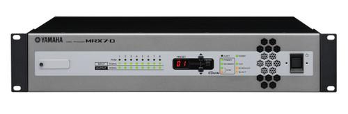 Yamaha MRX7-D Signal Processor With Dante